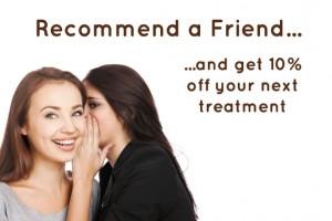 Recommend a Friend 10pc